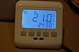 Терморегулятор для теплої підлоги Termo+ A008 30A, фото 6