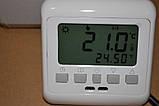 Терморегулятор для теплої підлоги Termo+ A008 30A, фото 7