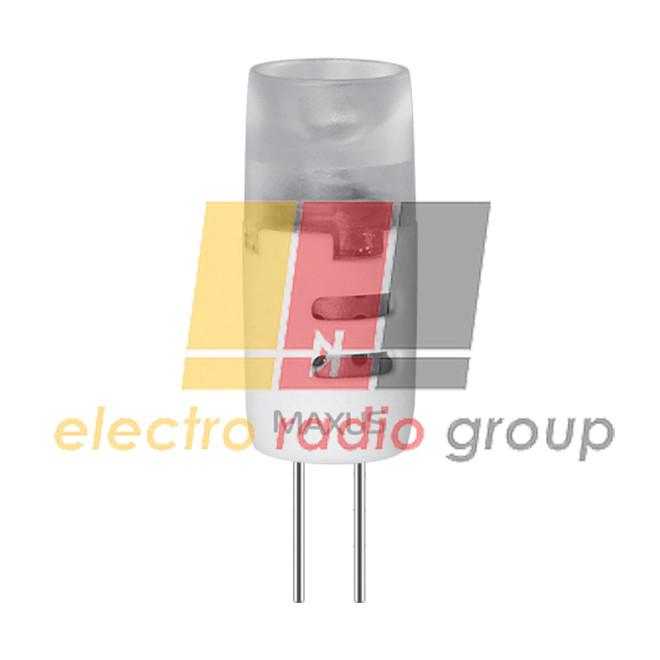 277 G4 1,5W 3000K 12V AC/DC AP Свiтлодiодна лампа