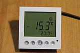 Терморегулятор для теплого пола Termo+ A016 16A, фото 2