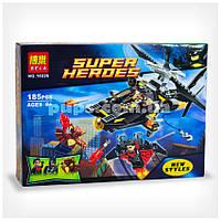 Конструктор Super Heroes «Бэтмен: Атака человека-летучей мыши», фото 1