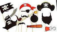 """Набор для фотосессии """"Пиратский"""""""
