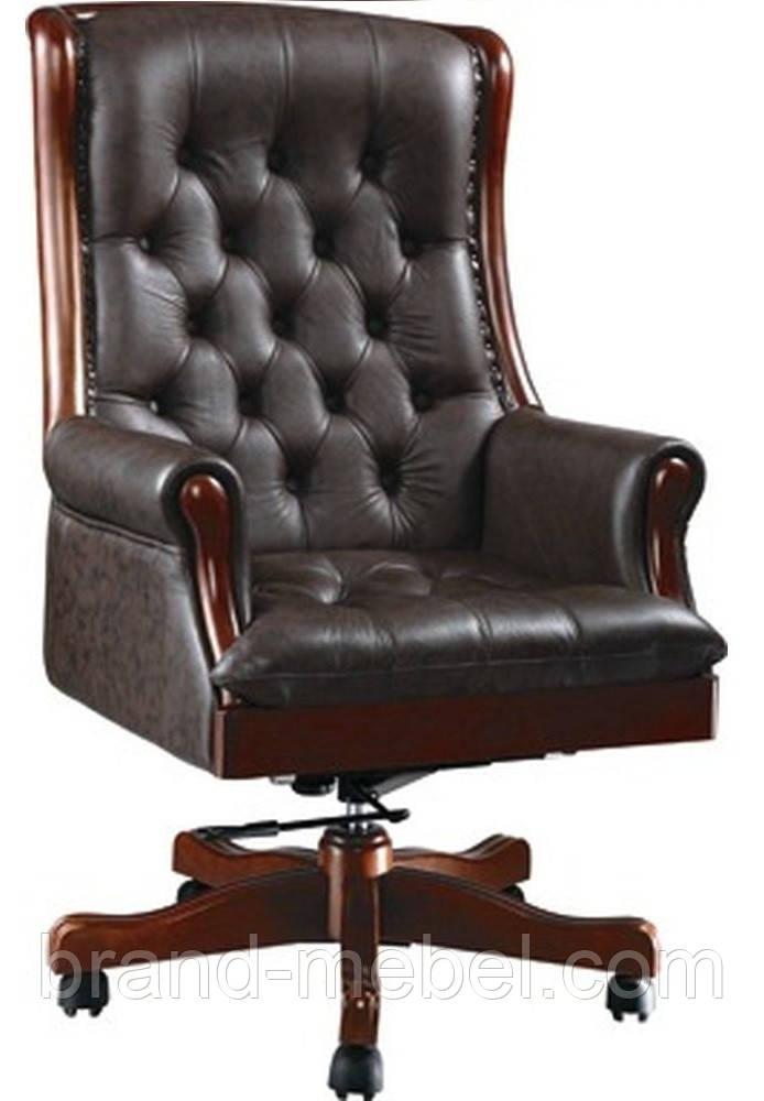 Кресло Линкольн черный