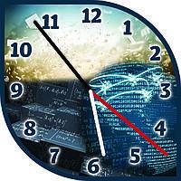 Часы настенные ІТ
