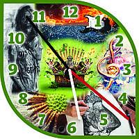 Часы настенные Музыка