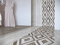 Плитка керамическая декор, укладка