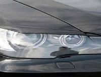 Реснички на передние фары для   BMW X5 (E70)
