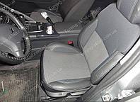 Чехлы на сиденья Пежо 3008 (чехлы из экокожи Peugeot 3008 стиль Premium)
