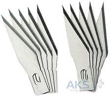 Pro'sKit Лезвие 508-394A-B для скальпеля 8PK-394А (малые) 1 упаковка / 10шт.