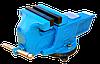 Тиски слесарные ТСЧ-140 поворотные