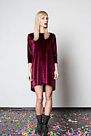 Бархатное платье, фото 1
