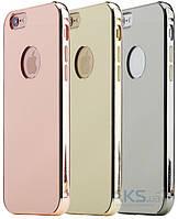 Чехол Rock Infinite Mirror Series Apple iPhone 6, iPhone 6S Gray