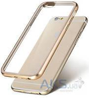 Чехол Rock TPU Kani Series Apple iPhone 6, Apple iPhone 6S Gold