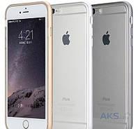 Чехол Rock TPU Kani Series Apple iPhone 6, Apple iPhone 6S Silver