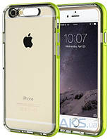 Чехол Rock TPU Tube Series Apple iPhone 6, Apple iPhone 6S Green