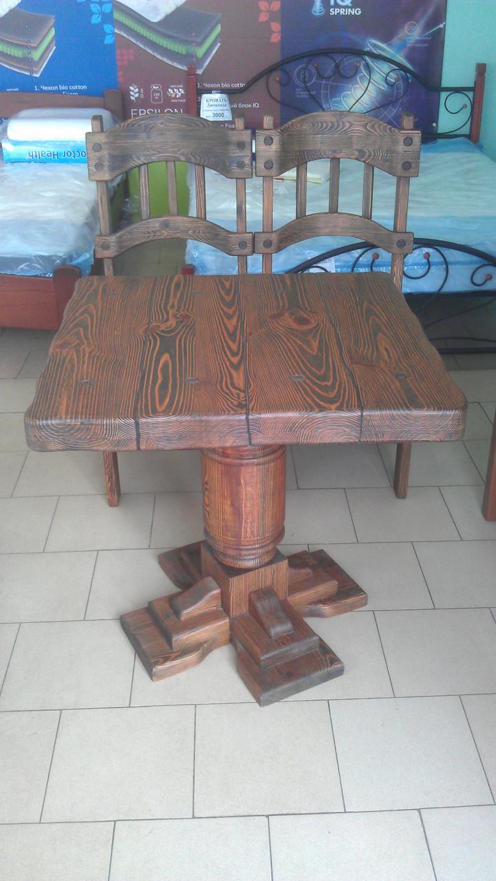 Стол под старину.