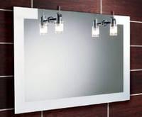 Преимущества зеркал с LED подсветкой