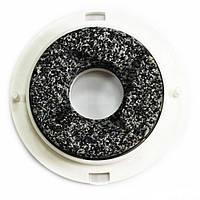 Верхний жерновой корундовый камень мельниц 75 мм, фото 1