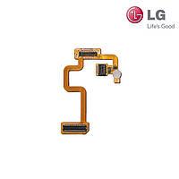 Шлейф для LG KP202, межплатный, с компонентами (оригинал)