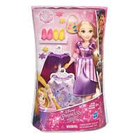 B5312 Модная кукла Принцесса Рапунцель в  платье со сменными юбками