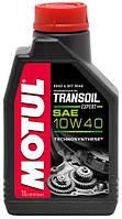 Трансмиссионное масло MOTUL  10W-40