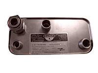 Для газовых котлов Запчасти  Теплообменник вторичный ГВС Hermann Smicra, Micra 2 (16 пластин) (артикул 15003389)