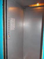 Купе кабины лифта