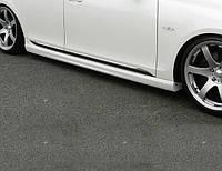 Комплект порогов для   Lexus GS
