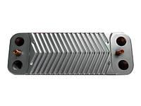 Для газовых котлов Запчасти  Теплообменник Protherm Tiger пластинчатый 24ktv12, 24kov12   20025294