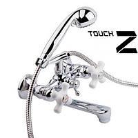 Смеситель для ванны Touch-Z SMES 142 wh