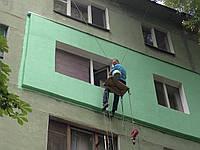 Комплексный ремонт фасада