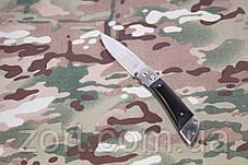 Нож складной, автоматический Искатель-А, фото 3
