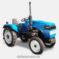 Трактор (минитрактор) ДТЗ 4240H (гидроусилитель руля, сиденье на пружине, электронная пприборная панель)