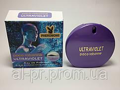 Парфюмированная вода Paco Rabanne Ultraviolet с феромонами
