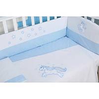 Защита бампер на кроватку Верес Unicorn 4 элемента