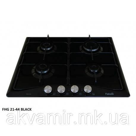 Варочная панель Fabiano FHG 21-44 Black (черная) газовая