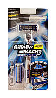Бритва со сменными кассетами Gillette Mach 3 Turbo - 2 шт.