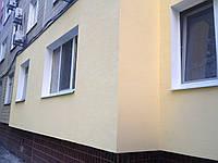 Наружное утепление стен пенопластом с лисов и на высоте