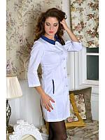 Медицинский женский халат ЛАУРА