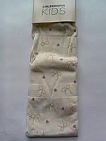 Calzedonia детские колготки поотный капрон
