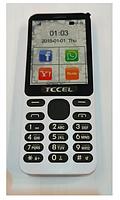 Мобильный телефон TCCEL 215 белая