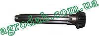 Вал вторичный КПП ЮМЗ (40-1701105)