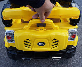 Детский электромобиль джип Reback, дитячий електромобіль Jeep, фото 3