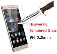 Защитное стекло для Huawei Ascend P8 - HPG Tempered glass 0.3 mm