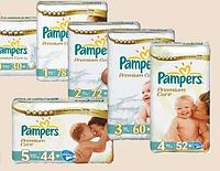 Подгузники памперс PAMPERS Premium Care 5 Junior (11-18 кг) 44 шт