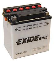 Аккумулятор Exide 12V 11AH/130A (EB10L-A2)