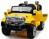 Детский электромобиль джип Reback, дитячий електромобіль Jeep