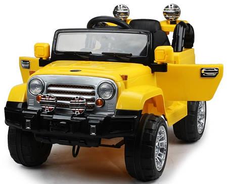 Детский электромобиль джип Reback, дитячий електромобіль Jeep, фото 2