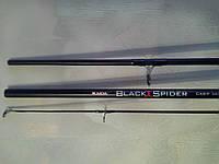 Карповое удилище Kaida Black Spider 3lbs до 120 гр 3,6 метра