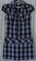 Платье женское модное хлопок мини бренд Tally Weijl р.40 6307, фото 1